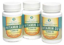 Dr Soram's vitamin D