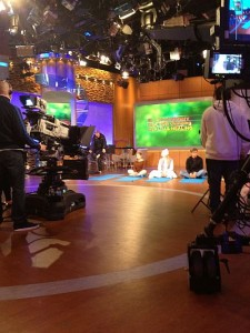 Soram ON set for web post 225x300 Watch Me On Dr Oz Friday December 21, 2012!