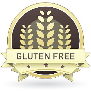 gluten free small size