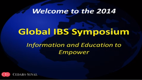 Global IBS Symposium