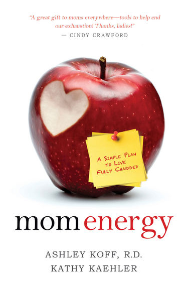 Mom Energy Book Cover