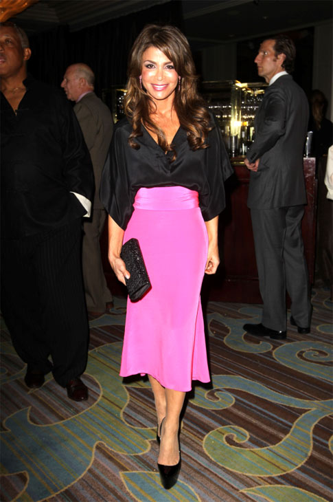 Paula abdul at the lupus event